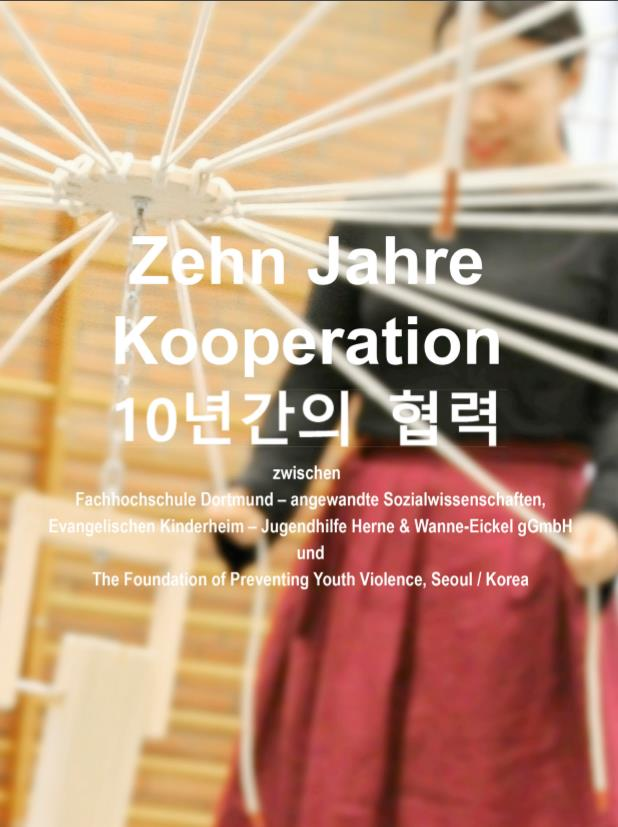 Book Cover: 10 Jahre Kooperation