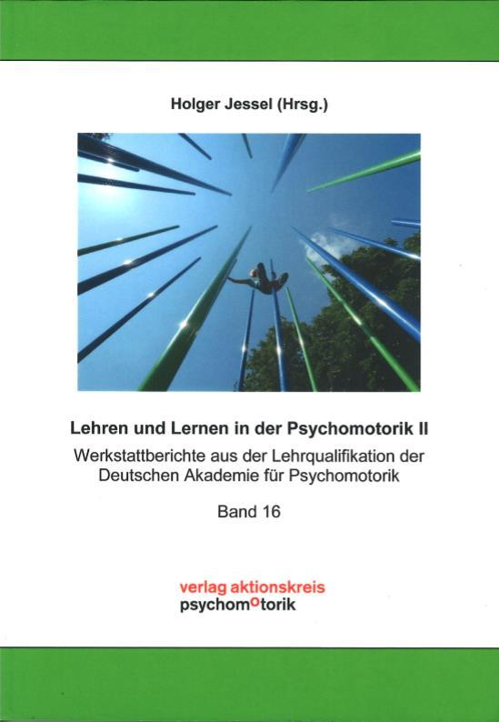 Book Cover: Lehren und Lernen in der Psychomotorik II